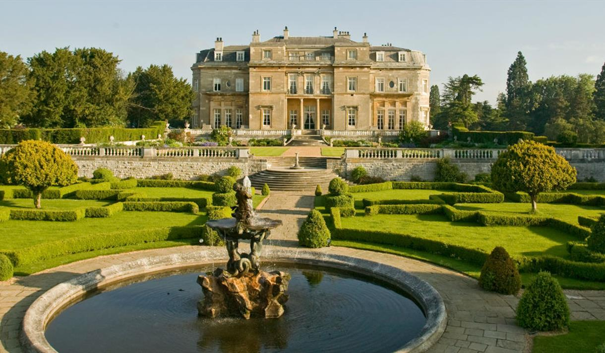 Luton Hoo Hotel and Spa - Artist in Residence 2019