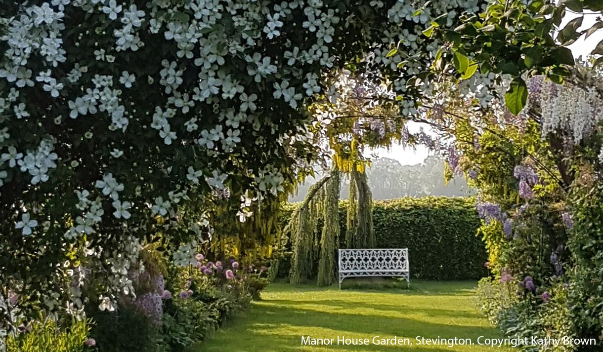Excellent Kathy Browns Garden At The Manor House Experience Download Free Architecture Designs Rallybritishbridgeorg