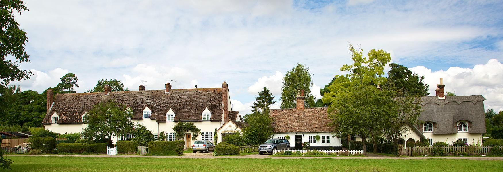 Cottages in Bedfordshire