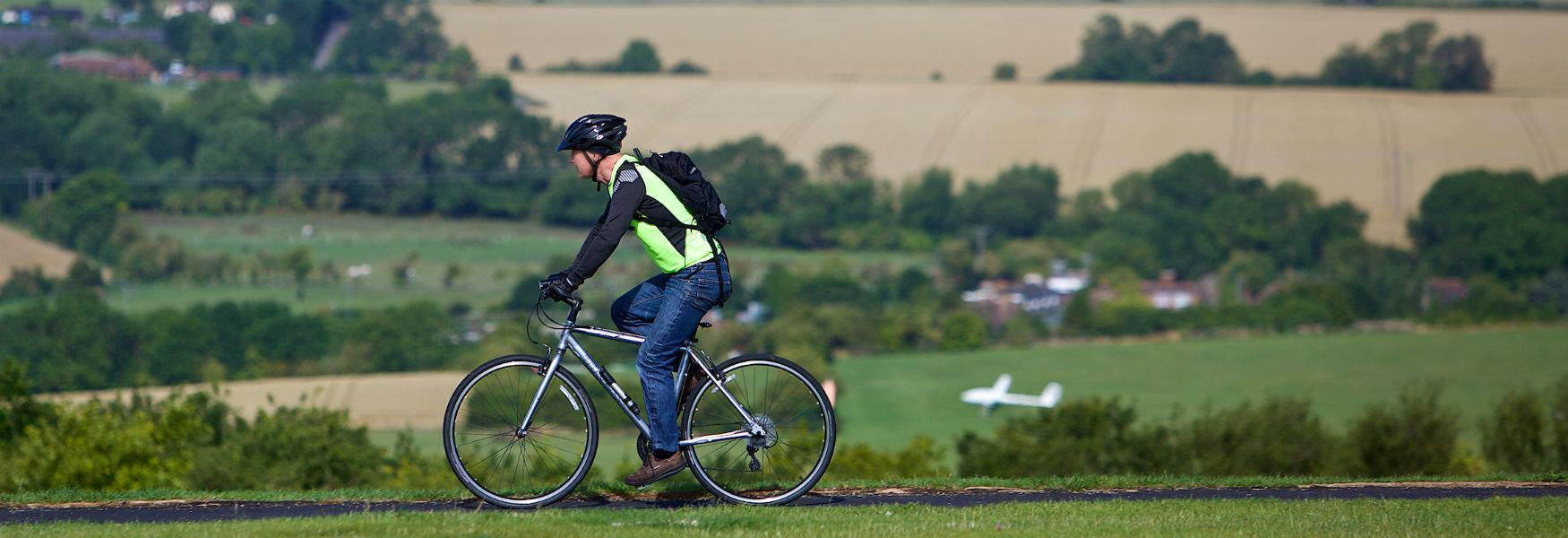 Cycling in Bedfordshire