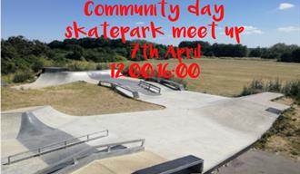 Community Day Skate Park Meet up