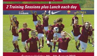AS Roma Football Camp