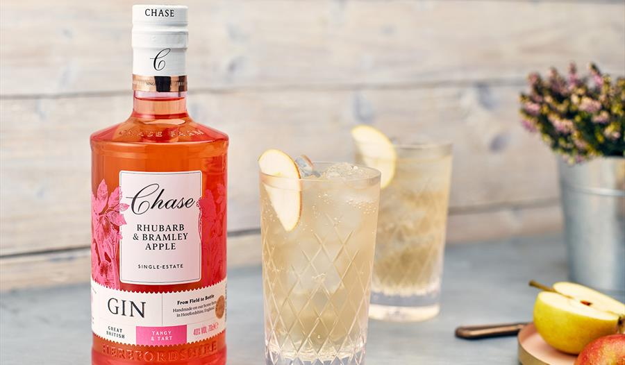 AN EVENING WITH CHASE DISTILLERY