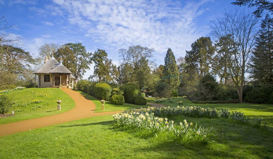 Spring Walk & Lunch with the Head Gardener