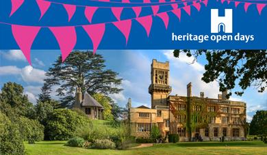 Heritage Open Day: The Swiss Garden and The House at Shuttleworth