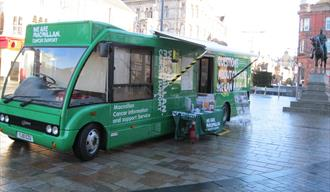 Macmillan Cancer Support Information Service in Bedford