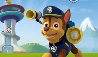 Meet Chase from Paw Patrol this August
