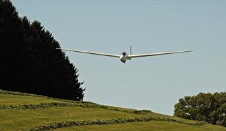 Gliding lessons in bedfordshire with London Gliding Club