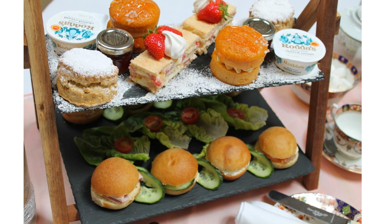 Your Very Own Christmas Afternoon Tea at Jordans Mill