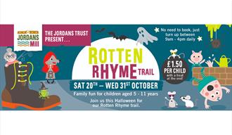 Rotten Rhyme Halloween Trail at Jordans Mill