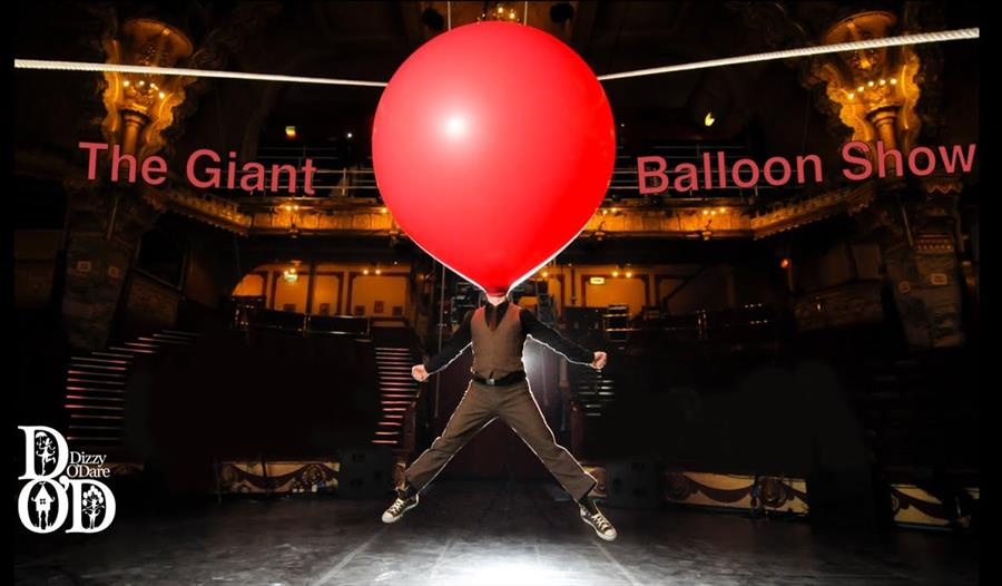 The Giant Balloon Show