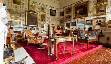 Woburn Abbey Interior